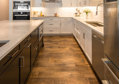 Bridget Havercroft Photography, Aura Custom Design, Kitchen, Custom Design, Custom Cabinets, Flooring, Architecture, White Cabinets, Black Cabinets