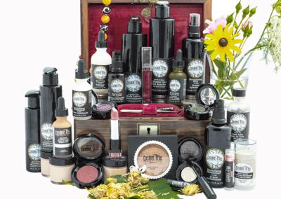 Bridget Havercroft Photography, Cosmic Tree Essentials, Cosmic Tree, Make Up, Skincare, Product Photography, Haircare, Cosmetics