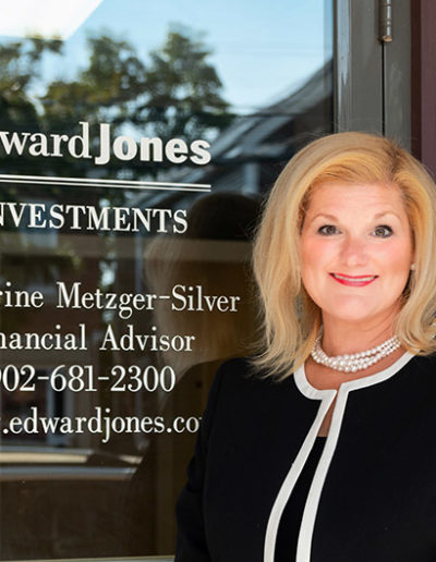 Catherine Metzger-Silver - Edward Jones Investments