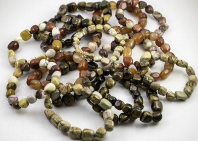 Bridget Havercroft Photography, Jewellery, Beads, Beaded Bracelets, Precious Stones, Product Photography