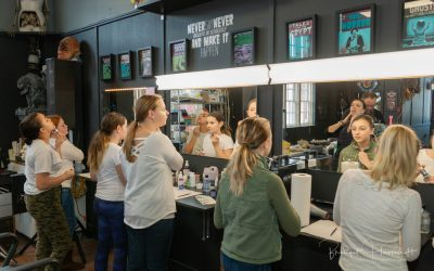 Phantom Effects Special Effects Makeup – Teen Fashion Photo Shoot