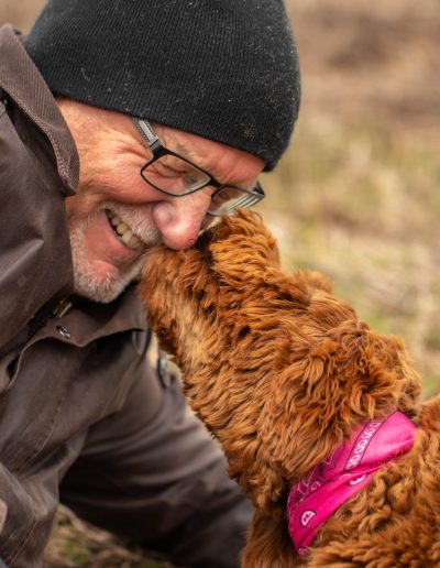 puppy love, pet photography